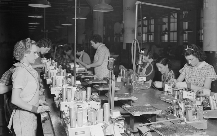 Factory Assembly Line