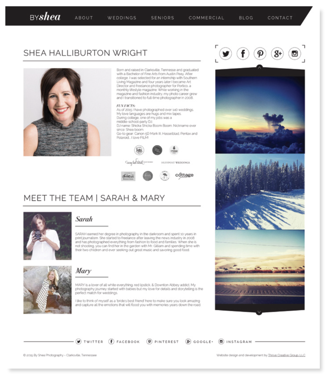 By-Shea-Photography-about-page-Website-design-by-thrive