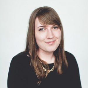 A Photo of Briana MacArthur: Graphic Design Manager