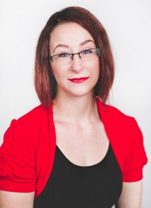 A Photo of Carolyn Clarkson: Senior Web Development Manager for Thrive Creative Group