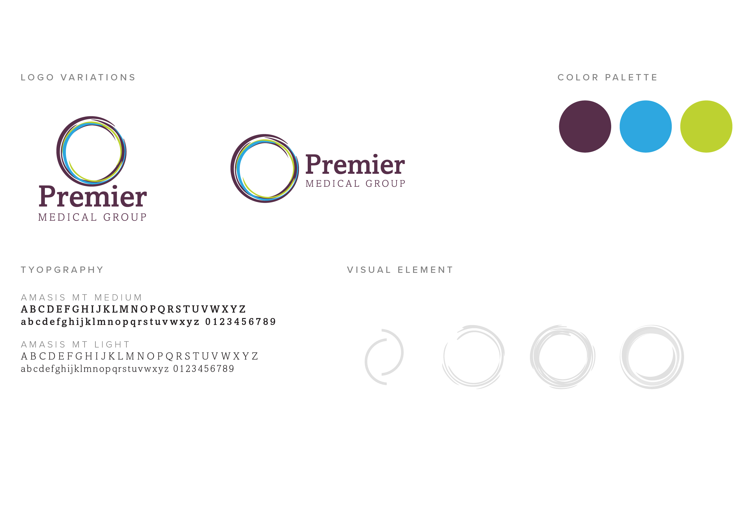 Premier Medical Group Brand Overview