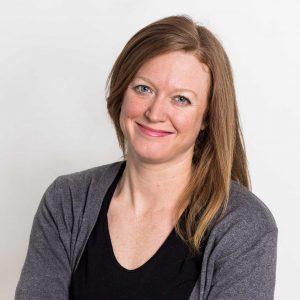 A Photo of Kelly Goodman: Social Media Marketing Manager for Thrive Creative Group