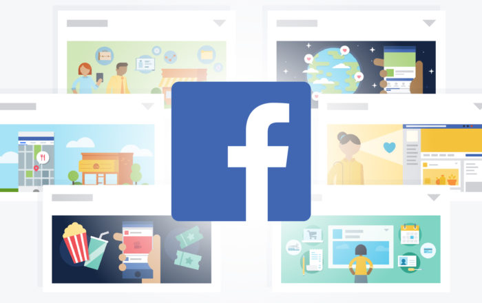 New Templates for Facebook Business Pages