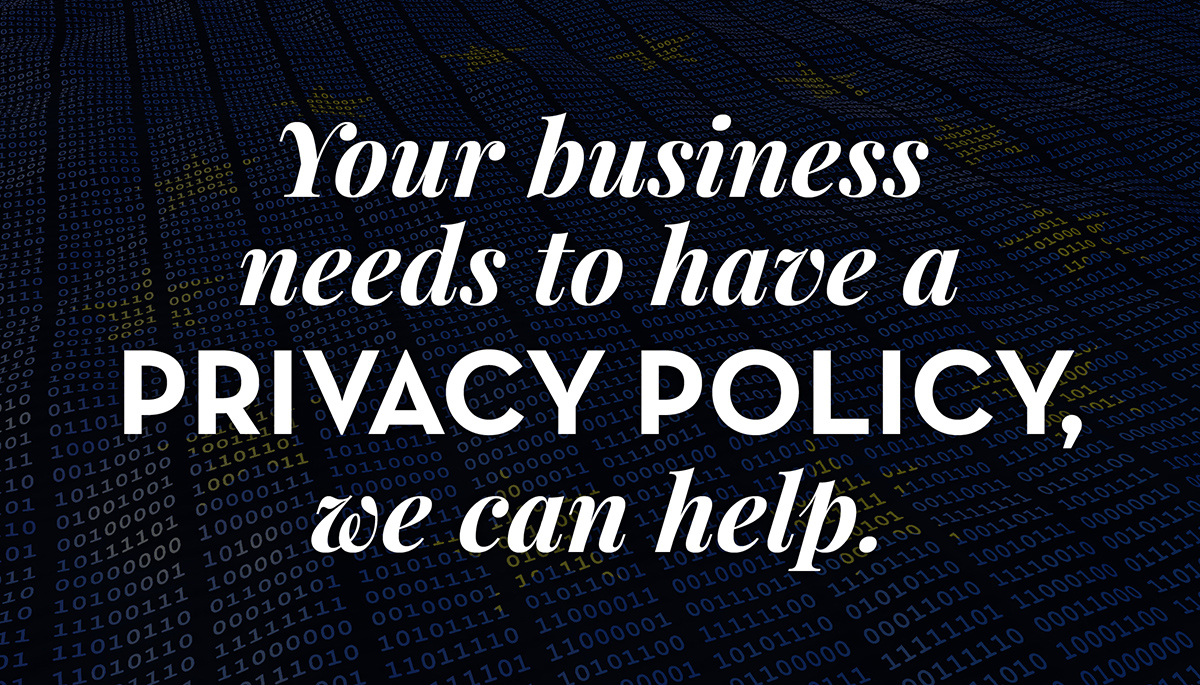 What you need to know about website privacy policy requirements