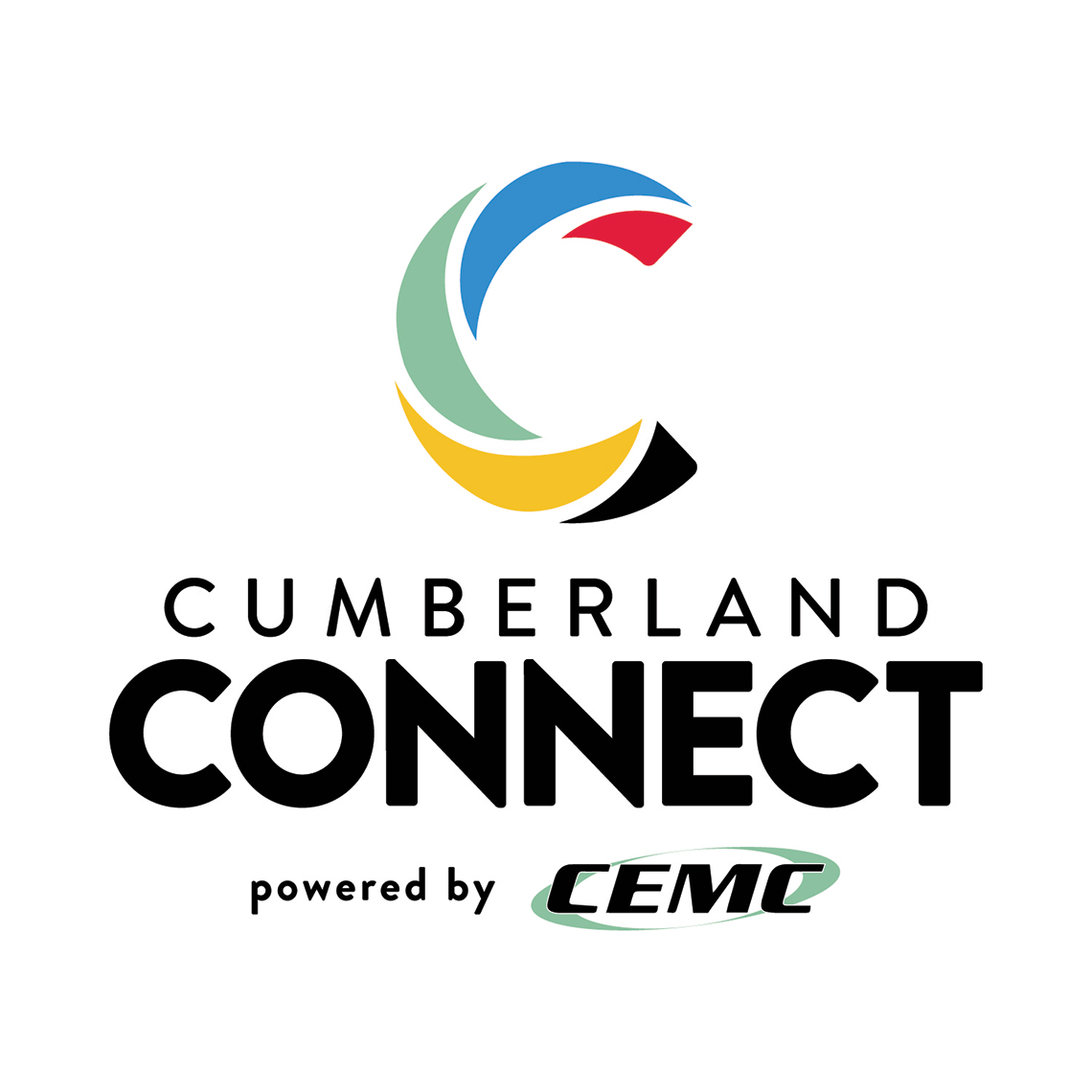 Cumberland Connect New Logo Design by Thrive Creative Group Stacked Full Color