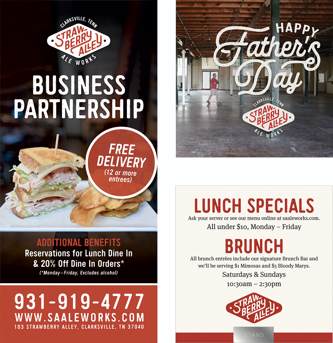 restaurant business sponsorship program marketing