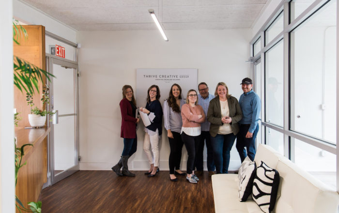 Thrive Creative Group Wins Website Award 2019