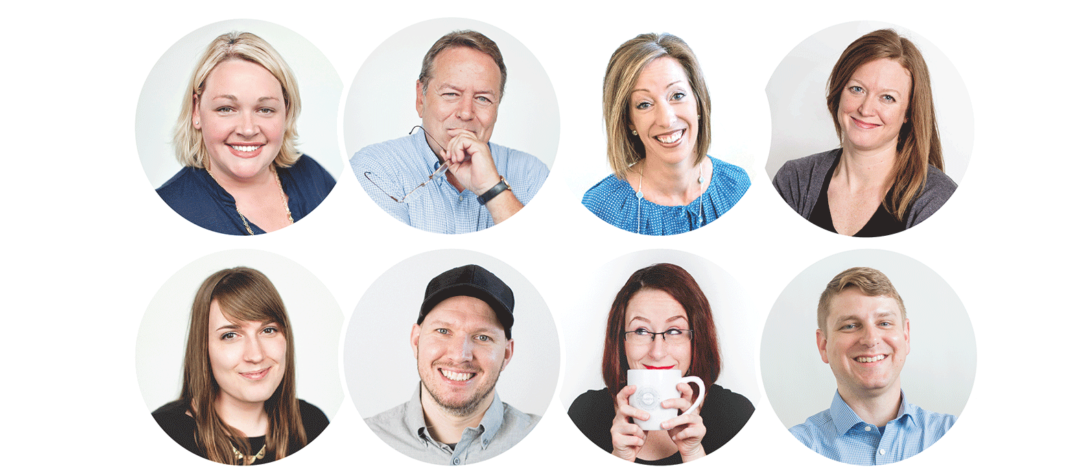 Thrive Creative Group, Clarksville, TN Web Marketing and Design Team Members